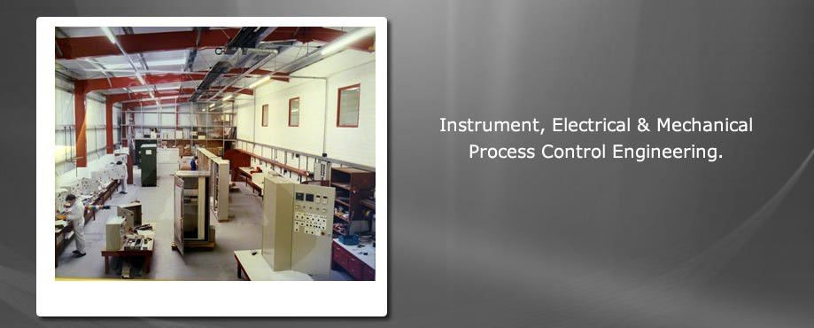 Mechanical, Electrical and Instrumentation Process Control ...