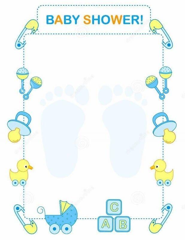 Free Baby Shower Invitation Templates Microsoft Word | badbrya.com