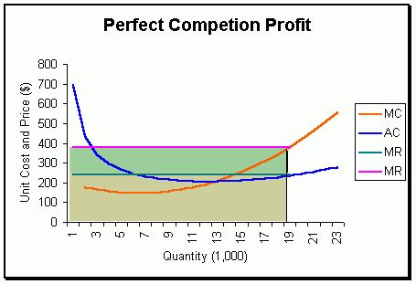 Microeconomics Perfect Competition