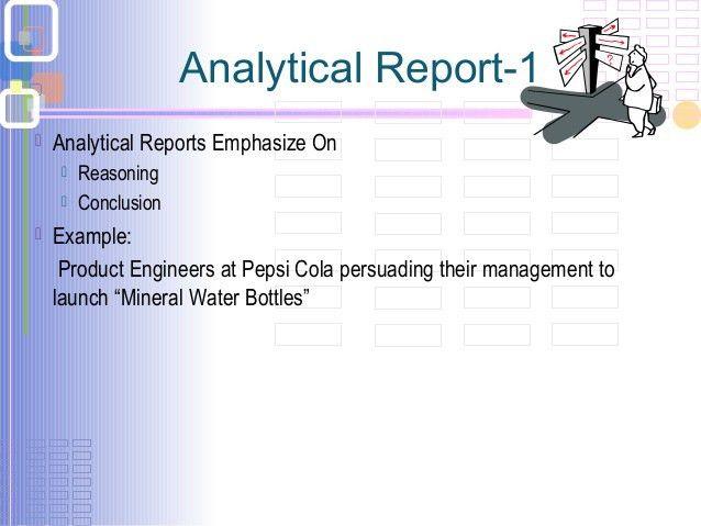 Basics (Reports Writing)
