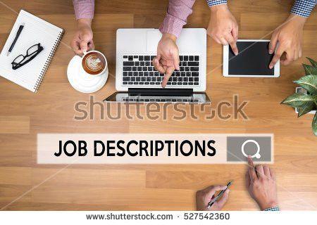 Job Description Stock Images, Royalty-Free Images & Vectors ...
