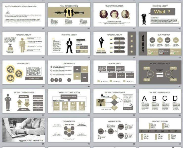 29+ Red Slide Report PowerPoint templates | PowerPoint Templates ...