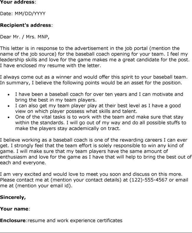 Baseball Coach Resume Sales Lewesmr Within 15 Fascinating Sample ...