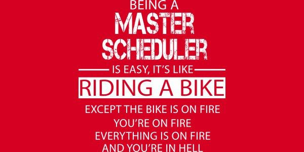 Master Scheduler - Master Scheduler Master Scheduler Gifts Master ...