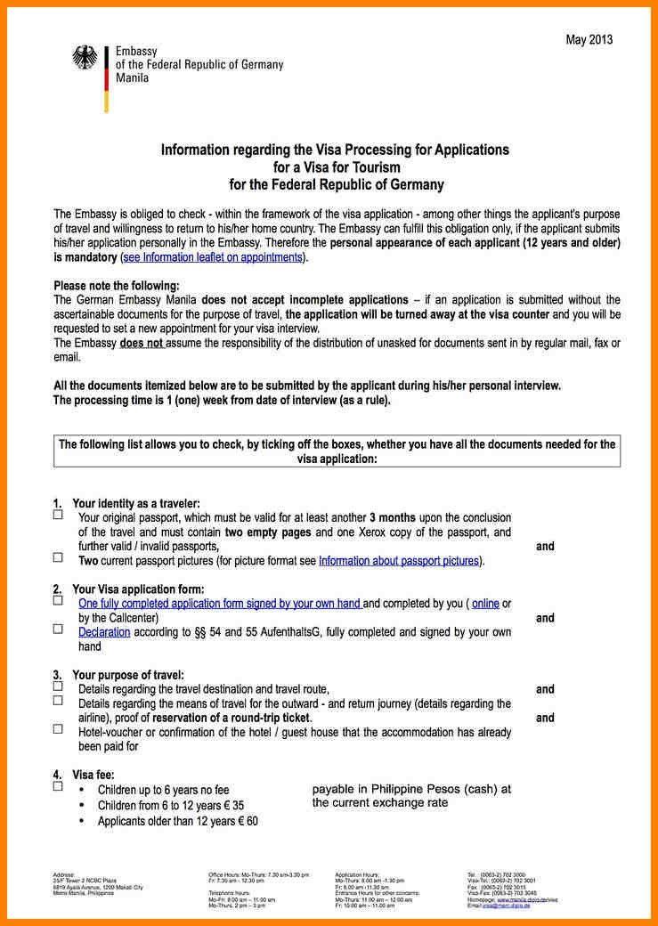 5+ german schengen visa application form | barber resume