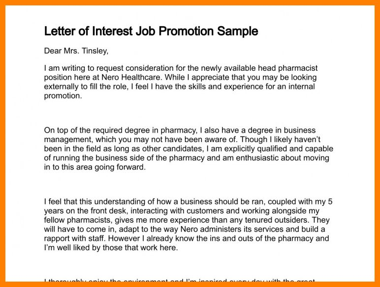 8+ examples of letters of interest | monthly budget forms