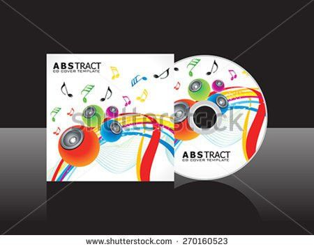Music Cd Cover Template Stock Images, Royalty-Free Images ...
