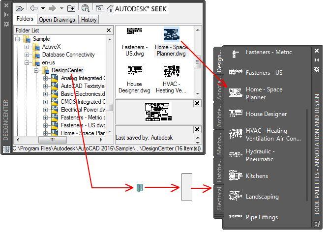 autocad 2012 introduction training 1305 blocks library youtube ...