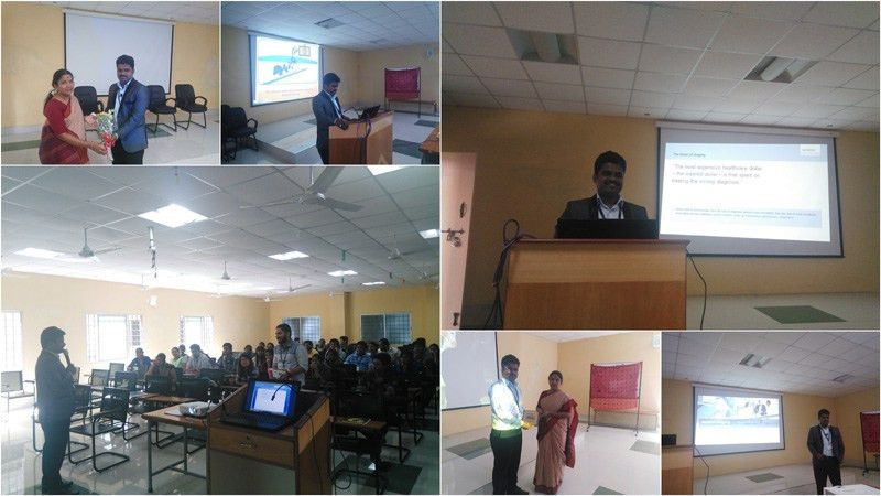 "Guest lecture on ""Ultrasound Application Specialist"" Siemens ..."