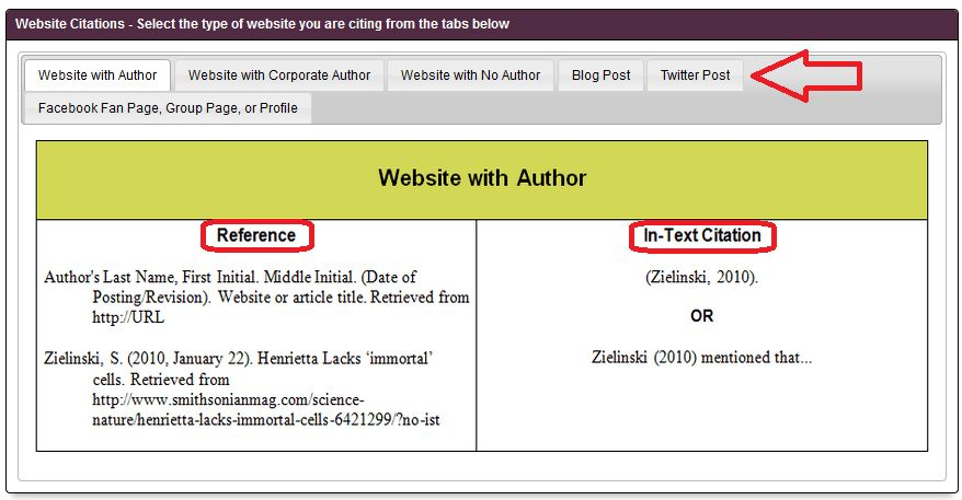Q. How do I create a references page citation? Help! - Answers
