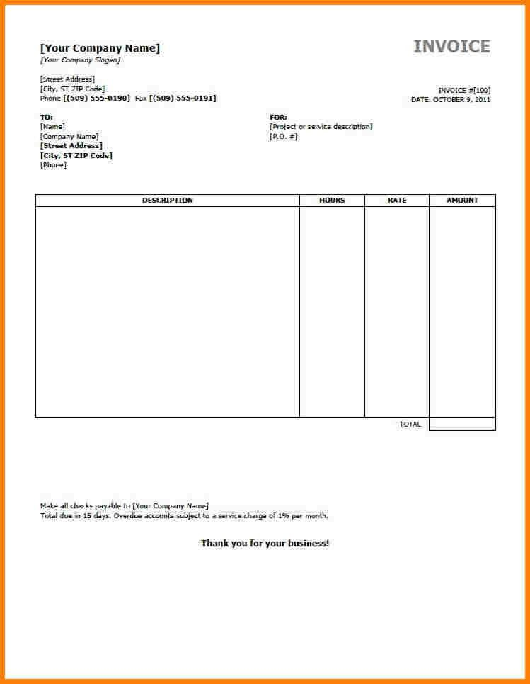 sample simple invoice | sample of invoice