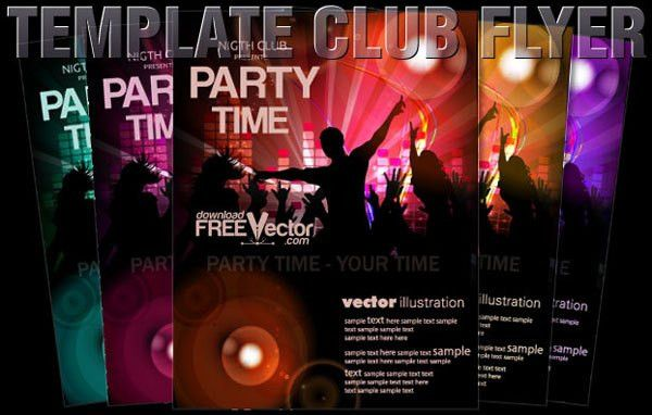 Flyer Templates Free Vector | free vectors | UI Download