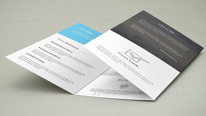 20+ Free Printable Brochure Templates   Free & Premium Templates