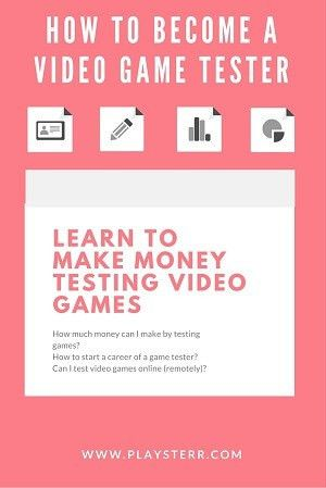 How to Become a Video Game Tester [20 Minutes Guide] | Playsterr