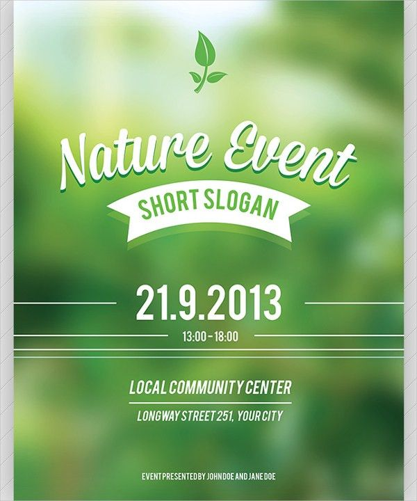 18+ Event Flyer Templates - Free PSD, AI, EPS Format Download ...
