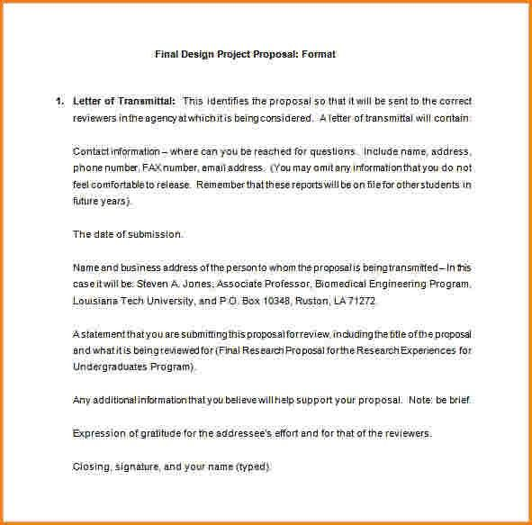 4+ design proposal example | worker resume