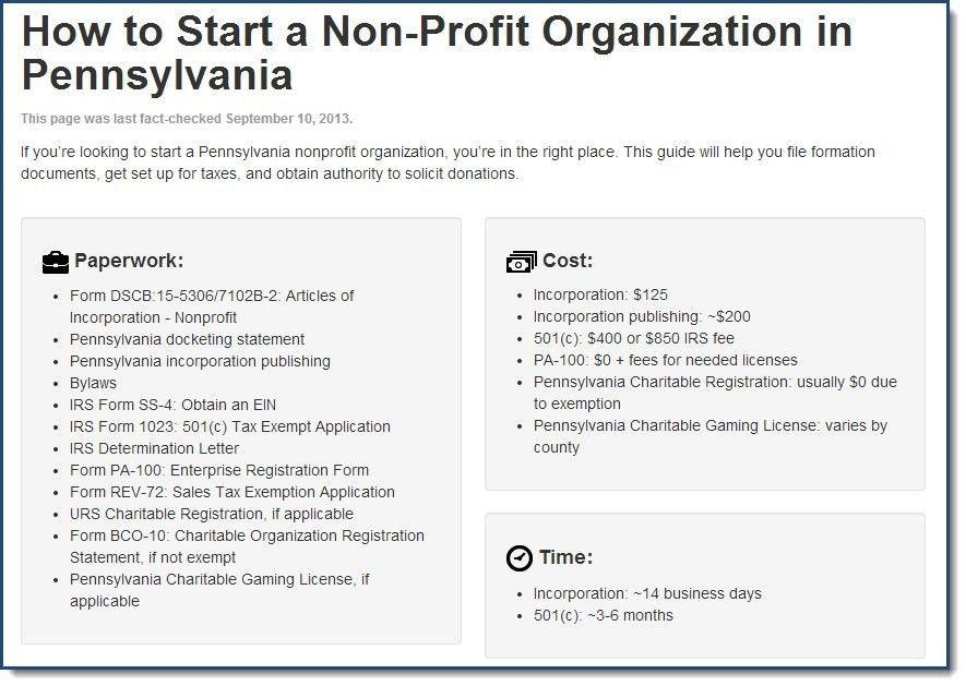 Nonprofit Bylaws Template Free - Corpedo.com
