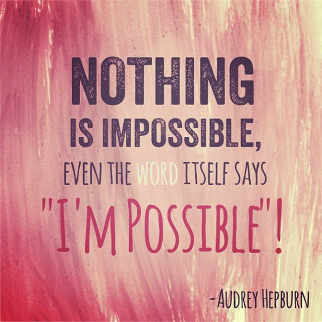 essay on nothing is impossible in the world My mother will be very proud seeing me at the edge of the world i believe nothing is impossible in this world as long essays related to my career goals 1.