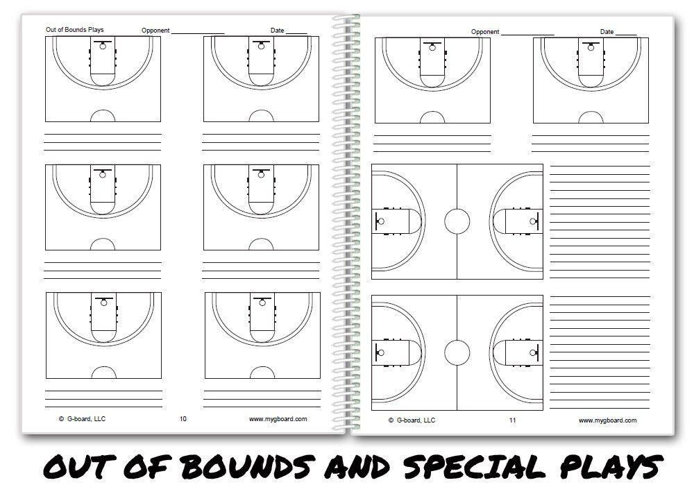 ScoutBook- Basketball   G-board