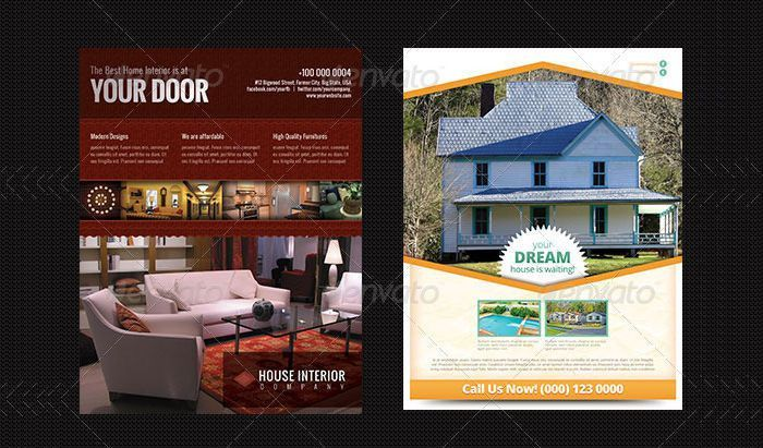 10+ Real Estate Sale Flyers | Design Trends - Premium PSD, Vector ...