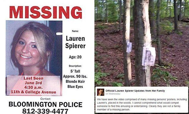 Family of missing Lauren Spierer slams New York locals who used ...