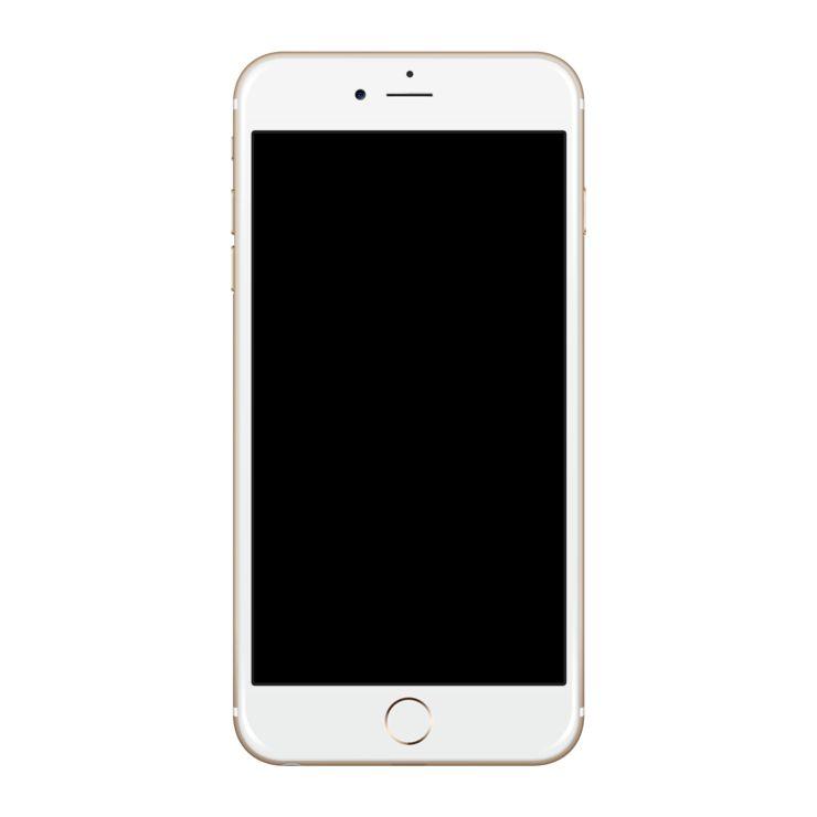 iPhone 6 Wallpaper Template - WallpaperSafari