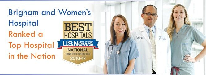 Apply for a Job at Brigham and Women's Hospital