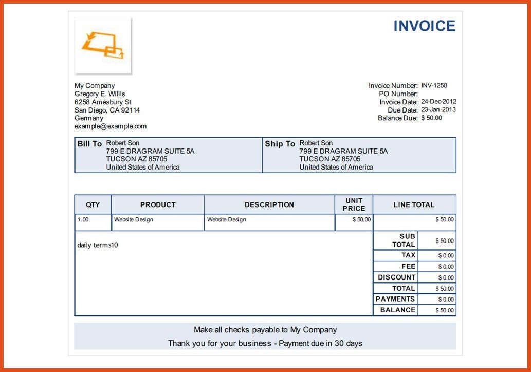 Sample Invoices | Moa FormatInvoices Sample. 11+ Sample Company ...