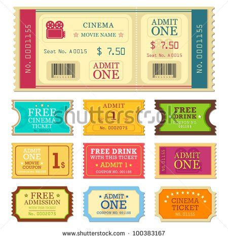 Ticket Stock Images, Royalty-Free Images & Vectors | Shutterstock