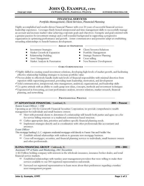 Sample Targeted Resume | jennywashere.com