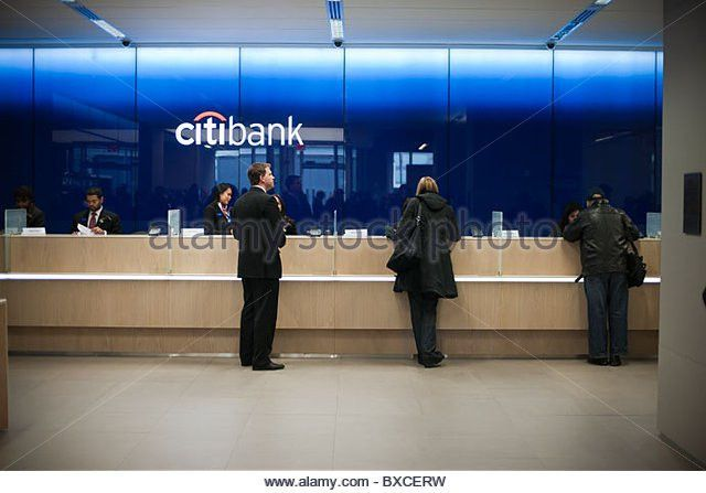 Atm Machines In Citibank New Stock Photos & Atm Machines In ...