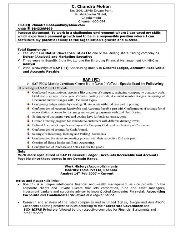 Resume-Title-For-Engineering-Freshers-Resume-For-Computer-with ...