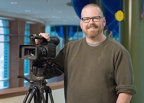 Multimedia specialist channels creativity as aspiring filmmaker ...