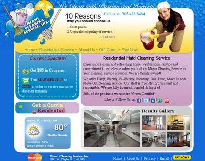 Top House Cleaning Services In South Florida « CBS Miami