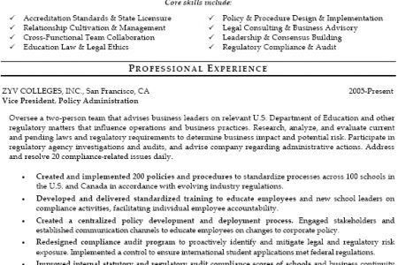 aml compliance officer resume sample resume writter compliance - Regulatory Compliance Officer Sample Resume