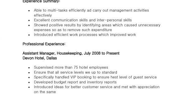 hospitality management resume sample babysitter resume objective. Resume Example. Resume CV Cover Letter