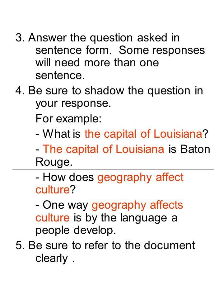 Writing a Document-Based Question (DBQ) Essay - ppt video online ...