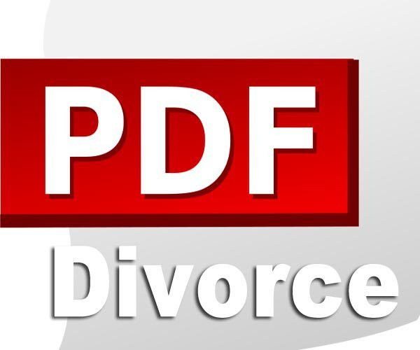 UK divorce papers with official online PDF forms : Divorce Diva