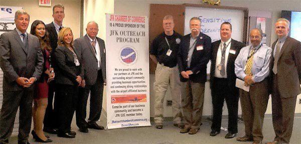 TSA Outreach Program > JFK Airport Chamber of Commerce