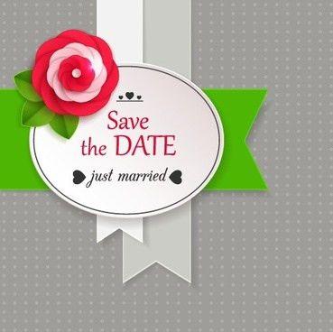 Elegant wedding template free vector download (15,638 Free vector ...