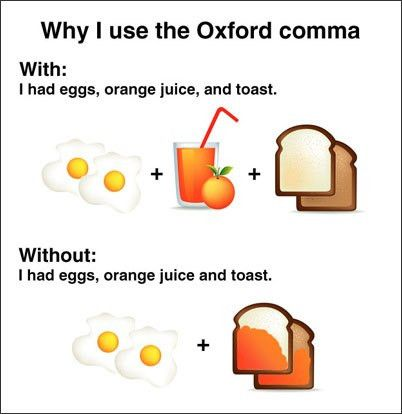 Do You Oxford Comma?