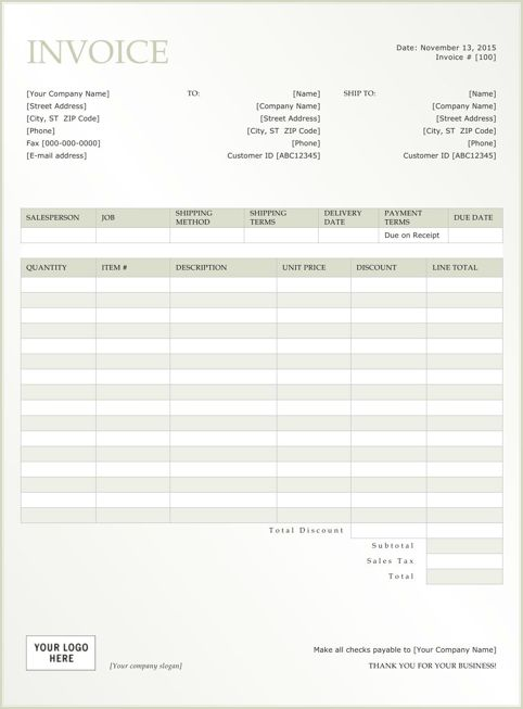 Rent Invoice Template | Templates&Forms | Pinterest | Receipt template