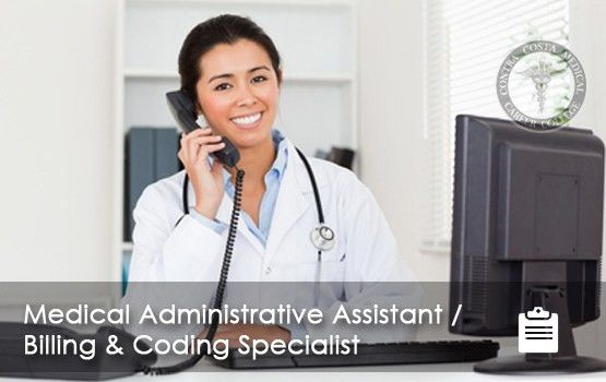 Medical Administrative Assistant / Billing Coding Specialist ...