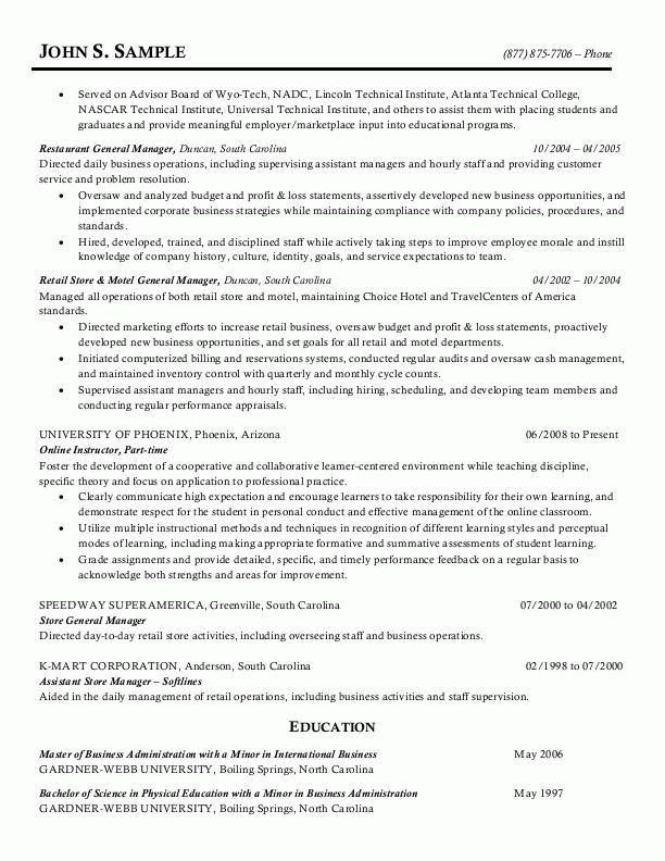 hr coordinator resume example. hr resume samples hr assistant cv 5 ...