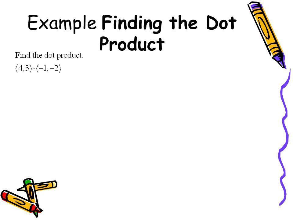 Dot Product of Vectors. Quick Review Quick Review Solutions. - ppt ...