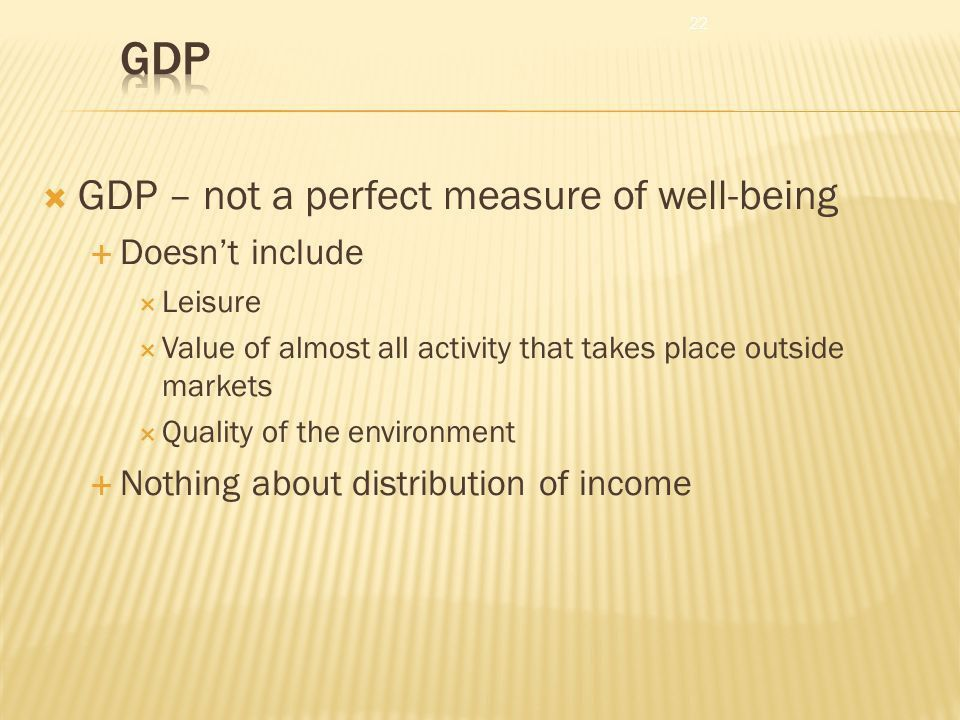 Section 3B- Module 11- Interpreting Real Gross Domestic Product ...