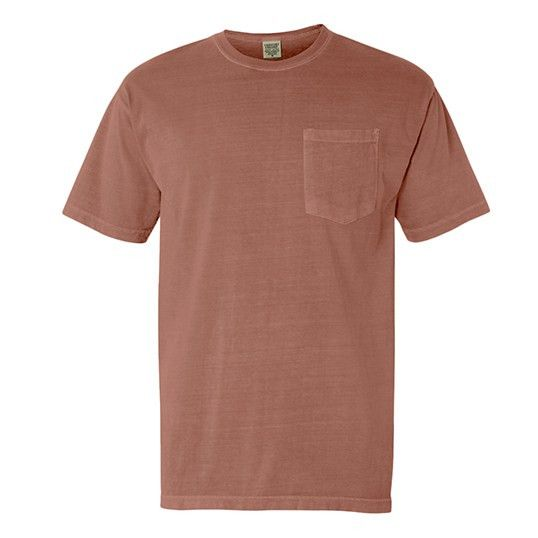 6030 Comfort Colors Heavyweight Pocket T-Shirt | South By Sea
