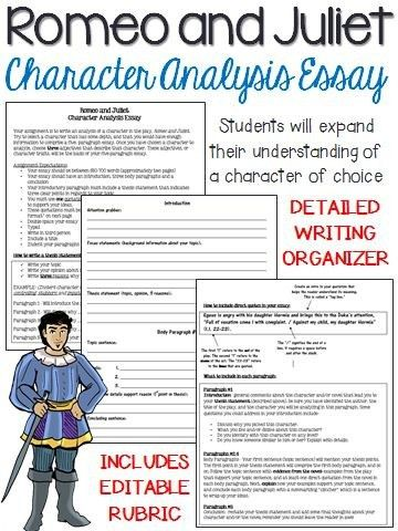 25 Outstanding Example Of Character Sketch Essay Resume A Analysis ...