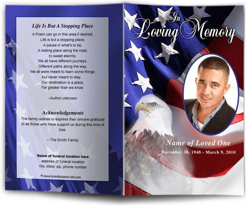 Funeral Programs and Memorials | In Loving Memory