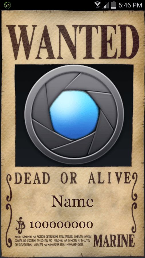 Wanted Poster - Android Apps on Google Play